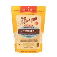 Bob`s Red Mill Cornmeal - Gluten Free 680g