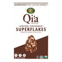 Nature`s Path Qi`a Sprouted Grain Superflakes - Cocoa Coconut 284g