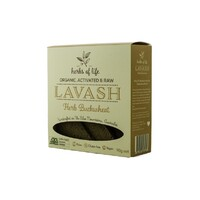 Herbs of Life Buckwheat Sunflower Lavash 90g