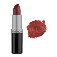 Benecos Natural Lipstick - 4.5g Poppy Red