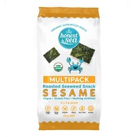 Honest Sea Sesame Seaweed Multipack (6x5g)