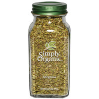 Simply Organic Oregano LARGE GLASS 21g