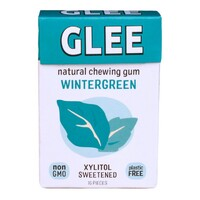Glee Gum Sugar-Free Wintergreen 16pcs