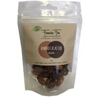 Foodie Fee Organic Orbs Nibbles Almond Cacao 50g