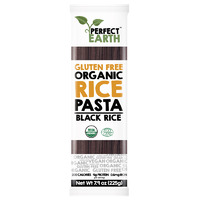 Perfect Earth Organic Rice Pasta - Black 225g