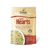 13 Seeds Hemp Hearts 450g