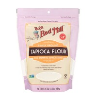 Bob`s Red Mill Whole Tapioca Flour Pouch 454g