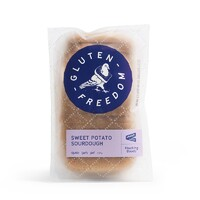 Gluten Freedom Bread Sweet Potato Sourdough 535g