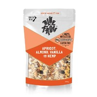 Blue Frog Hemp Cereal - Apricot and Vanilla 350g