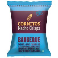Cornitos Nacho Crisps - Barbeque 60g