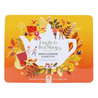 English Tea Shop Gift Pack Super Goodness Collection Orange 36 Sachets