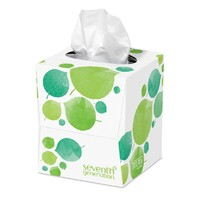 Seventh Generation Facial Tissues Cube 2 Ply - 85 sheets