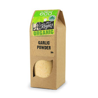 Mrs Rogers Organic Garlic Powder 30g