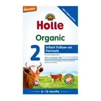 Holle Organic Infant Formula 2 with DHA 600g