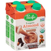 Pacific Foods Organic Almond-Chocolate Drink 240ml