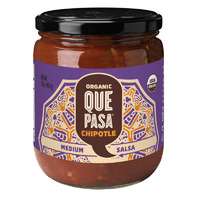 Organic Chipotle Salsa Medium 454g
