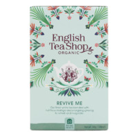English Tea Shop Organic Wellness Tea Revive Me 20pc