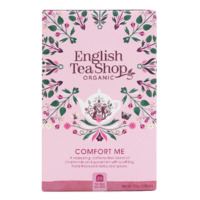 English Tea Shop Organic Wellness Tea Comfort Me 20pc