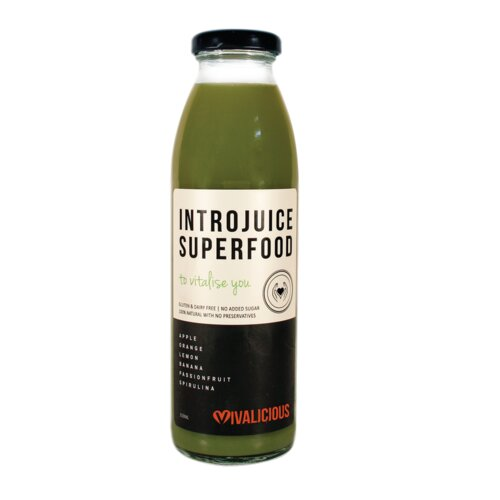 Vivalicious Introjuice Superfood - Vitalise You 350ml