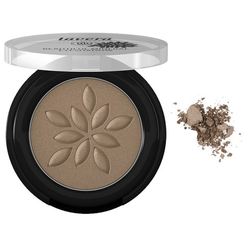 Lavera Beautiful Mineral Eyeshadow - Shiny Taupe 04